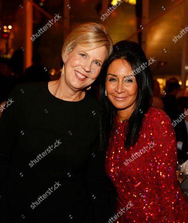 Joanne Heyler and NJ Goldston