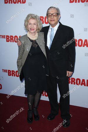 Michael York and wife Pat