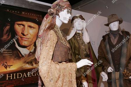 'Hidalgo' - Costume Designer Jeffrey Kurland