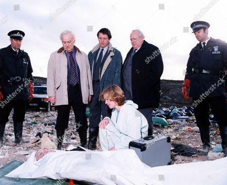 Editorial photo of 'INSPECTOR MORSE' - TV SERIES
