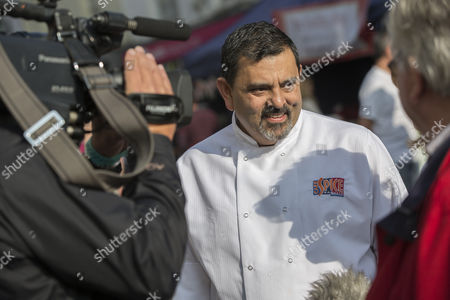 Stock Image of Cyrus Todiwala