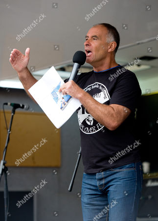 Editorial picture of Hope Over Fear rally, Glasgow, Scotland, Britain - 19 Sep 2015