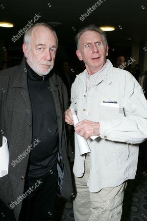 Howard Hesseman and Rene Auberjonois