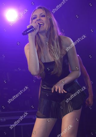 Editorial picture of Olivia Somerlyn in concert at G-A-Y, London, Britain - 19 Sep 2015