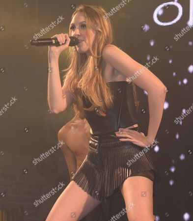 Editorial image of Olivia Somerlyn in concert at G-A-Y, London, Britain - 19 Sep 2015