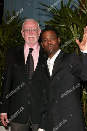 Frank Pierson and Chris Rock