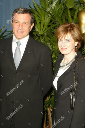 ABC Executives Robert Iger and Ann Sweeney