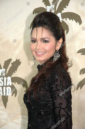 Editorial picture of MTV ASIA AID, BANGKOK, THAILAND - 03 FEB 2005