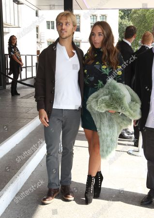 Brandon Green, Chloe Green
