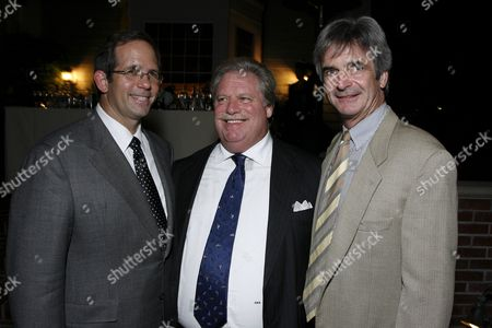 Andy Barth, Elliott Broidy and Kevin McKenzie