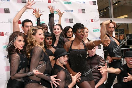 Editorial picture of Broadway on Broadway 2009, New York, America - 15 Sep 2009