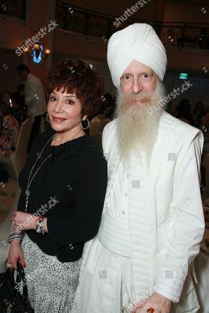 Lynda Resnick and Soram Khalsa, MD