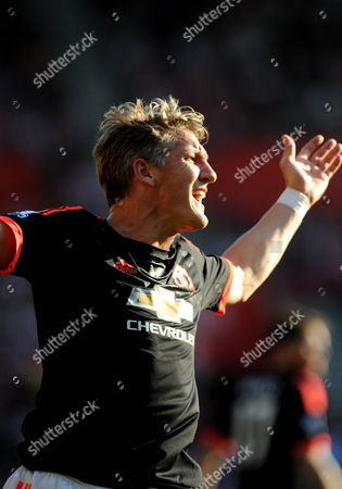 Editorial photo of Southampton v Manchester United, Barclays Premier League, Football, Dean Court, UK 20th September 2015