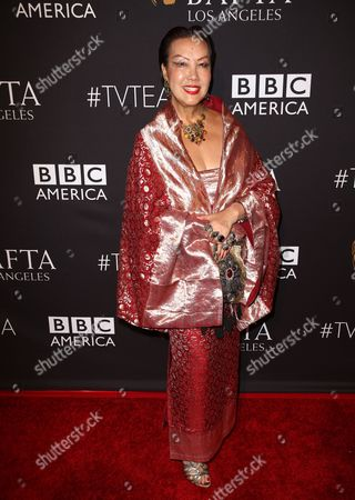 Editorial image of BAFTA TV Tea Party, Los Angeles, America - 19 Sep 2015