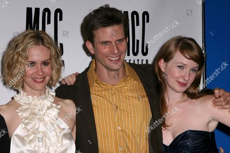 Editorial photo of Alexander Dinelaris' 'Still Life' opening night, Telsey Company Studios, New York, America - 05 Oct 2009