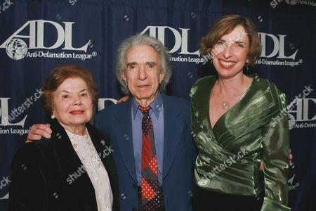 Gwen Hiller, Arthur Hiller & Amanda Suskind