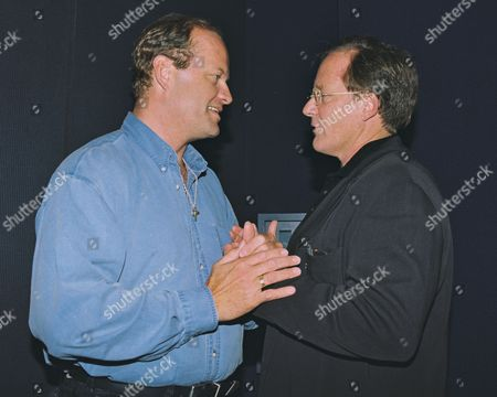 Kelsey Grammer and Charles Haid