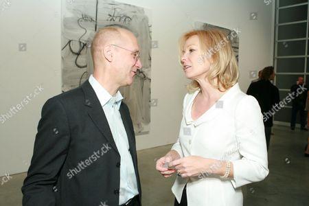 Stock Photo of Alan Hergott and Deborah McLeod