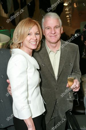 Editorial image of Gagosian Gallery Artists' Reception, Los Angeles, USA - 02 Mar 2006