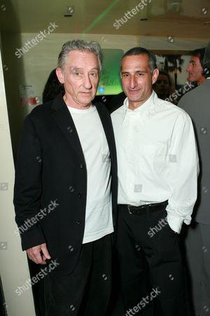 Ed Ruscha and Christopher Wool