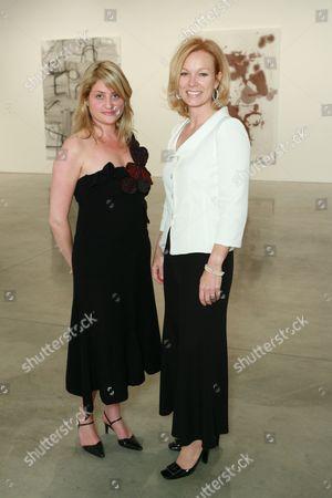 Stock Image of Sarah Watson and Deborah McLeod