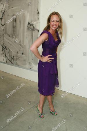 Stock Photo of Angela Janklow