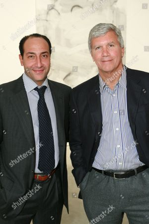 Editorial picture of Gagosian Gallery Artists' Reception, Los Angeles, USA - 02 Mar 2006