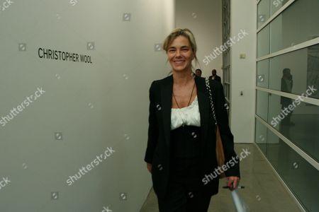 Stock Image of Nadine Johnson
