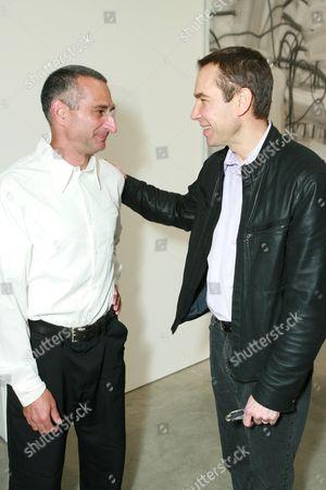 Christopher Wool and Jeff Koons