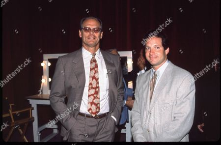 Fred Dryer and Steve Guttenberg