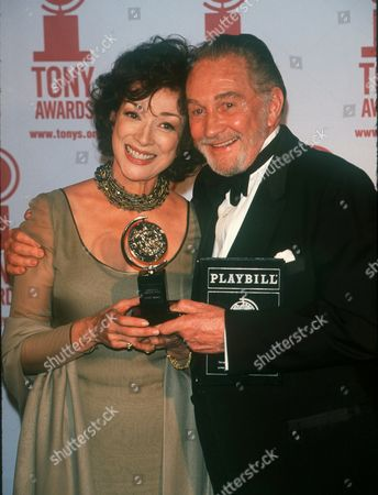 Editorial picture of Tony Awards