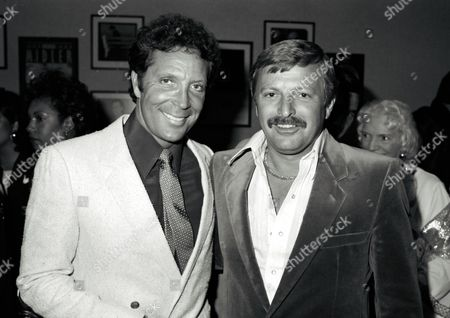 Tom Jones and John Astin