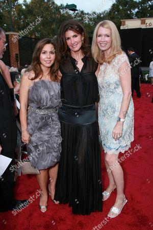 Monique Lhuillier, Kelly Katz & Susan Casden