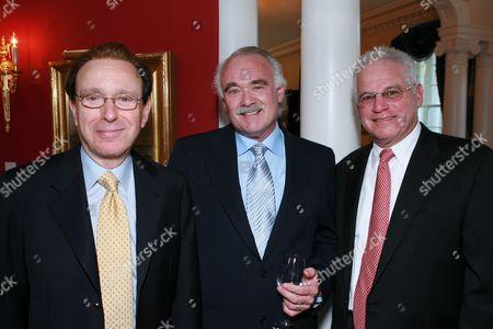 Fred Sands, Dr. Steven Hoefflin and Marc Stern
