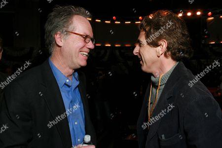Loudon Wainwright and Michael Penn