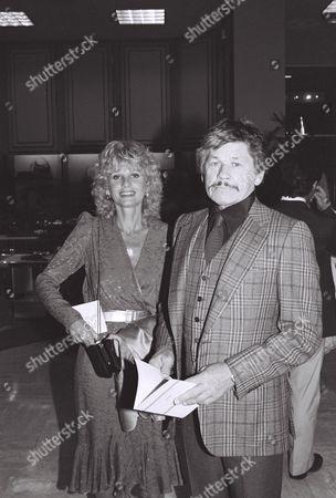 Stock Image of Jill Ireland and Charles Bronson