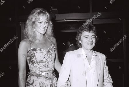 Stock Photo of Susan Anton and Dudley Moore