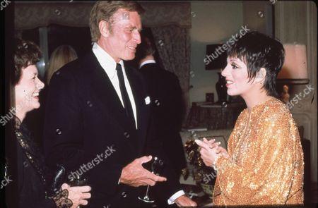 Charlton Heston, Liza Minnelli