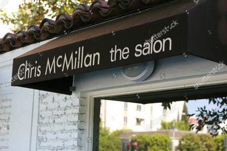 Chris McMillan Salon exterior