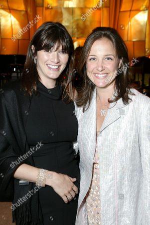 Gwen McCaw and Elizabeth Wiatt