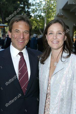 Jim Wiatt and Elizabeth Wiatt