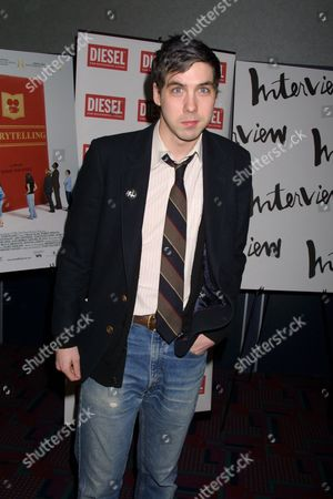 "Leo Fitzpatrick at the premiere of ""Storytelling"" at the United Artists Union Square Cinema in New York City, New York on January 22, 2002.