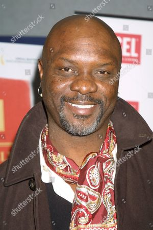 "Robert Wisdom at the premiere of ""Storytelling"" at the United Artists Union Square Cinema in New York City, New York on January 22, 2002.