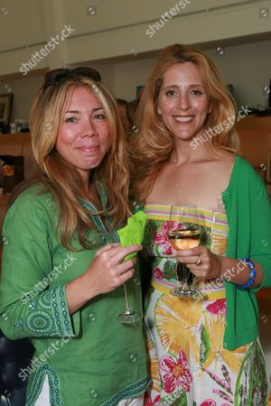 Carla Lane and Jillian Crane