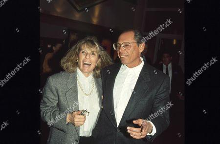 Margo Winkler and husband Irwin Winkler