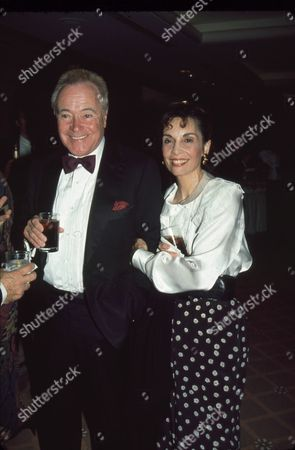 Stock Picture of Jack Lemmon, Talia Shire