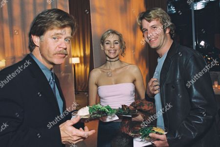 William H. Macy, Olivia D'Abo and Thomas Jane