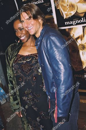 Editorial image of World Premiere of 'Magnolia'