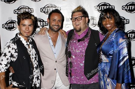 Editorial image of Outfest Screening of Jay McCarroll's Documentary Eleven Minutes