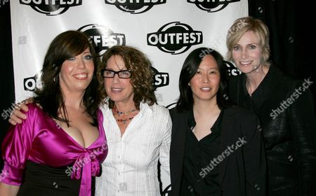 Editorial photo of 2008 Outfest Opening Night Gala